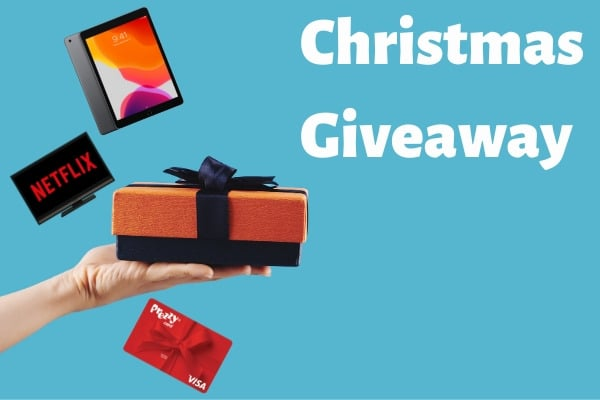 Max Loans is giving away gifts
