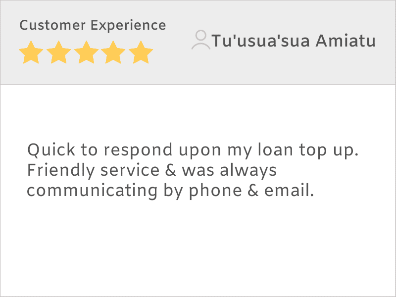 customer service review example 5
