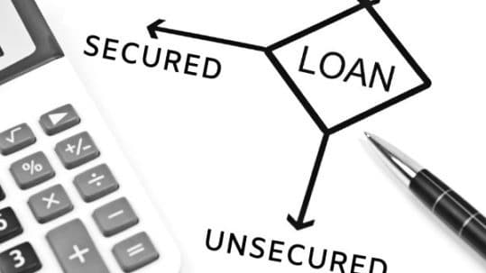 Trying to choose between secured and unsecured personal loans